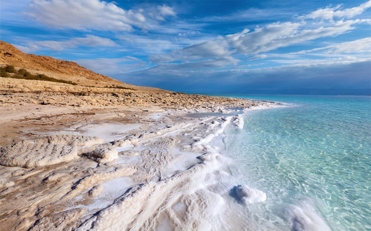 sea shore salt mini case