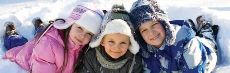 Отдых и оздоровление детей круглый год