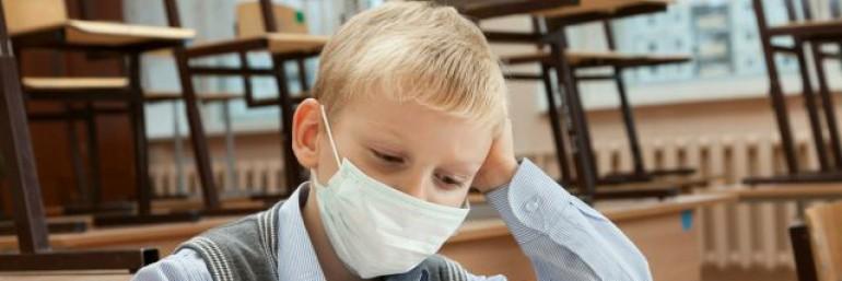Превышен порог заболеваемости гриппом и ОРВИ, с 28 января объявлен карантин!