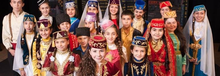 Что такое «дуслык» по-татарски? Расскажут на профильной смене!