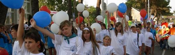 Конкурс «Лучший детский лагерь России»     (по версии  МОО «Содействие детскому отдыху»)