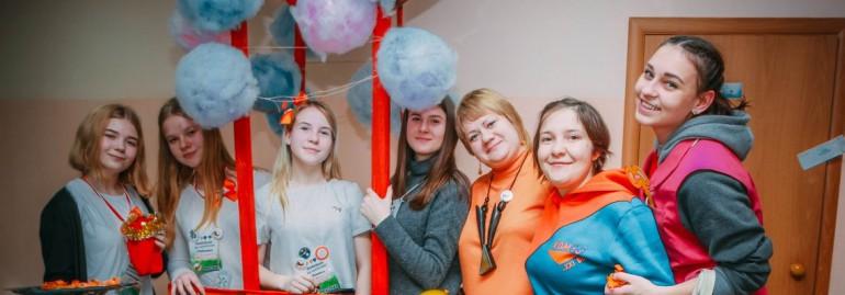 Завершился областной фестиваль педагогических отрядов «Пряник»