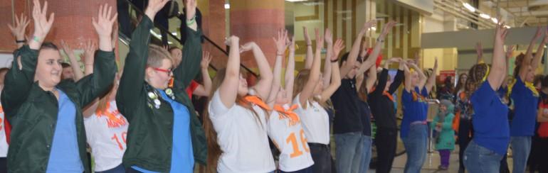 ГАУ «Содействие детскому отдыху» приняло участие в открытии Курганского городского центра вожатых