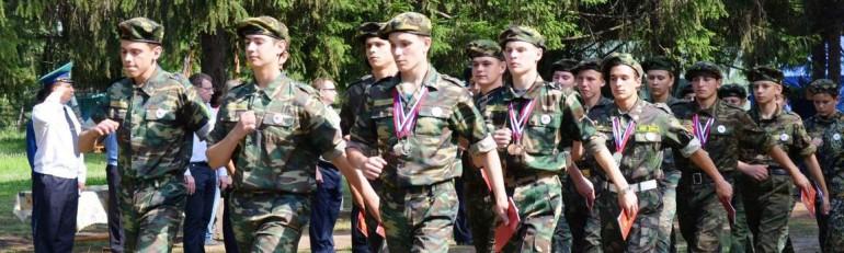 В Зауралье проходит отбор кандидатов для участия в Областном военно-историческом лагере