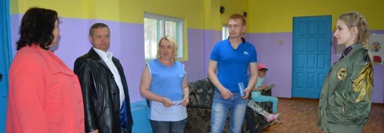 Глава Катайского района Юрий Малышев посетил загородный лагерь