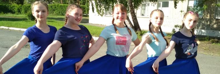 День независимости России в санаторном лагере «Сосновая роща»