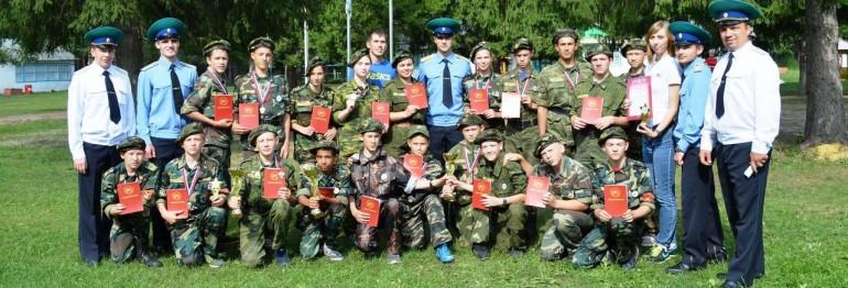 Военно-исторический  лагерь «Патриот Зауралья» соберет этим летом 240 ребят