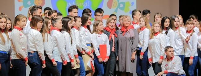 Во Всемирный день ребенка «Артек» посетила детский омбудсмен в Республике Крым