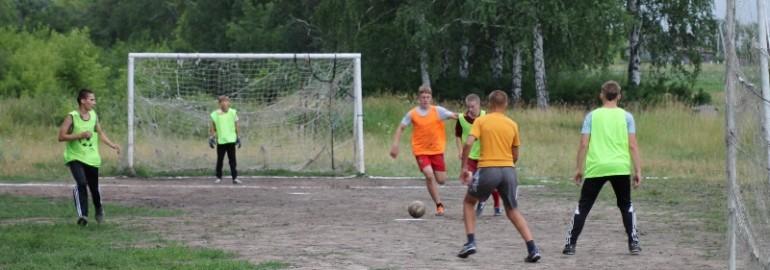 Тренеры-общественники организуют спортивный досуг для детей Зауралья