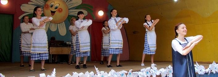 Лагерь мира и дружбы «Разноцветные реки» снова встречает детей разных национальностей