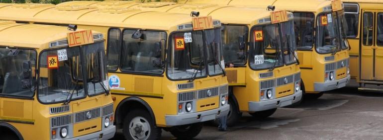 Правительство установило новые требования к организации детских перевозок автобусами