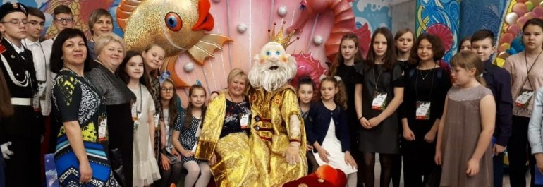 На Кремлевской елке побывали юные зауральцы