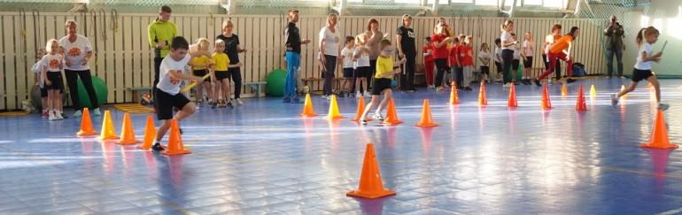 «Весёлые старты» приглашают детей начальных классов к участию