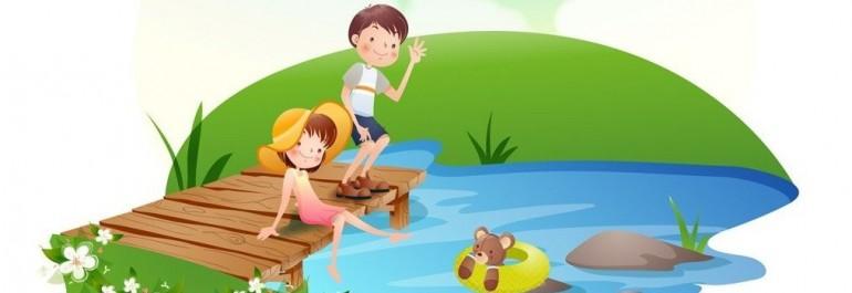 В Курганской области проходит информационная кампания «Безопасное лето детям - 2020!»