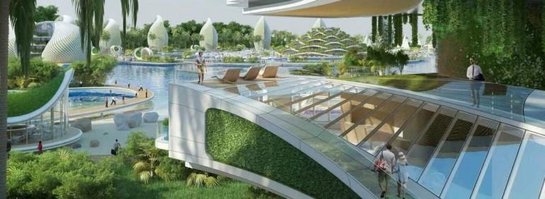 Поселение будущего создаётся в «Орлёнке»