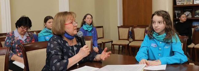 В МДЦ «Артек» дан старт пилоту федерального проекта «Читающая Россия»