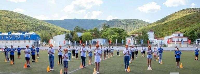 Около 384 тыс. детей отдохнули в лагерях по программе детского кешбэка