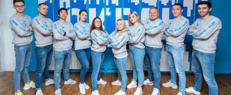 Профессиональное обучение в Школе подготовки вожатых Всероссийского детского центра «Океан»
