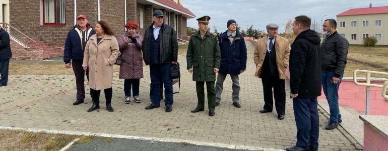 В Чумляке обсудили вопросы совершенствования военно-патриотического воспитания