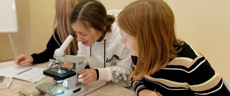В Чумляке стартовала смена для юных учёных