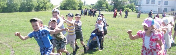 Летний отдых  детей в Мишкинском районе.