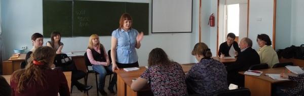 Состоялась очередная встреча представителей лагерей и студентов