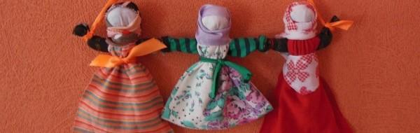 """МАСТЕР-КЛАСС по изготовлению текстильной куклы """"ДОМАШНЯЯ МАСЛЕНИЦА"""""""