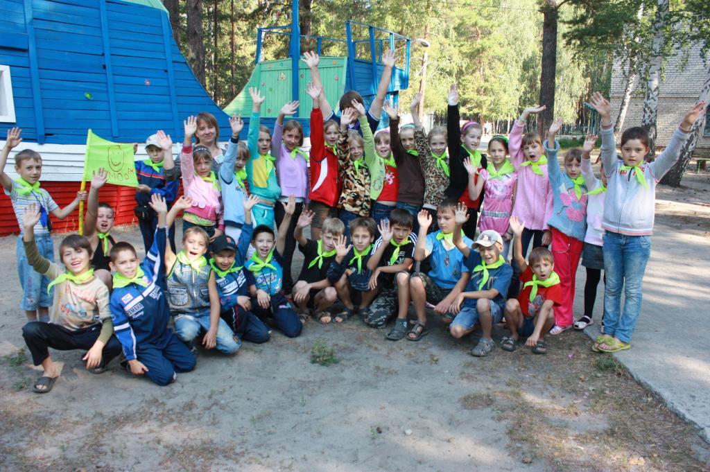 Путевки в лагеря курган